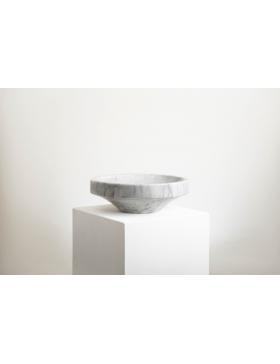 Bowl marbre blanc