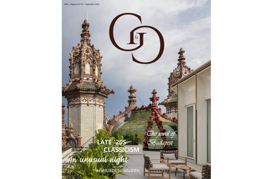 G&G Magazine / N°15 - Septembre 2019